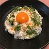 ズボラ飯  ラー油豆腐丼
