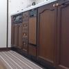 キッチン収納を見直す*目標設定