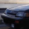ネオクラシックカー ホンダCR-X