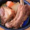 芋焼酎で煮込む「とんこつ味噌煮」を圧力鍋なしで短時間料理