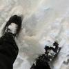 スノーターサー装備が裏目に出た、雪中の帰宅作戦