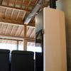 福岡暖炉新世代 福岡県宮若市でのバイオマス蓄熱暖房工事完成^^