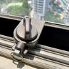 ★ マンションやコンドミニアムの高層階からの転落を防止しよう!設置も簡単の優れたツール!