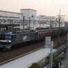JR長岡京駅にて