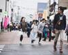 【うらフェス2017】浦河町浜町商店街にブラスバンドと笑い声が響いた日