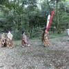 明治神宮の流鏑馬と東京都農業祭