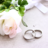 憧れの結婚指輪♡