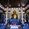 無人のはずの大仏殿に人が!「越前大仏」は年末年始に行くべき!
