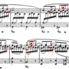 ケンプ編曲「フルートソナタ2番(BWV 1031)」の指使い