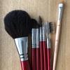 熊野筆、悲しいけれど毛抜け頻度が上がればそれは買い替えのサイン。