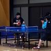 盤石の体勢で挑む鈴亀地区中学校協会杯卓球大会。鈴鹿市、中学校、卓球