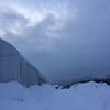 今日の除雪風景…磐梯町まで行ってきました!