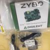 FPGAボードに電源を入れてみる