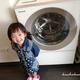 洗濯機買い替えpanasonicのCUBLEドラム式洗濯機で生活激変♡