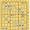 将棋ウォーズ初段の将棋日記51 相振り飛車(向かい飛車 VS 向かい飛車)
