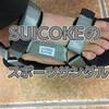 脱稿祝いにSUICOKE(スイコック)のスポーツサンダルを買いました。