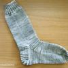 靴下を編む。〜Meow sock 編〜