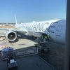 ロサンゼルス→成田(シンガポール航空ビジネスクラス)/ちょっとサバサバ接客だったけど、シンガポールガール達は最強にお綺麗だった