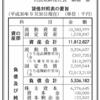 株式会社東洋経済新報社 第127期決算公告