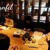 レッスンレポート)1/25本川町教室 編み物季節
