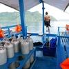 コロン、沈船ダイビングの旅 4日目【コロン、沈船ダイビング、コロンダイバーズ、フィリピン】
