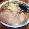 中華蕎麦春馬(天童市) ルーキー煮干し