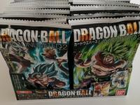 ドラゴンボール「カードウエハース」アンリミテッド2を箱買いした結果。個人的「神展開」だった!!!