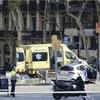バルセロナでテロ、13人死亡100人以上負傷