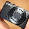 Canon G9X mark2 は「ファミコンカセット」のサイズ感