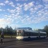 【ラトビア旅行】 空港から市内へ ~公共交通機関~