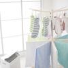 梅雨の洗濯物の部屋干し方法「臭い・花粉症・湿気対策」