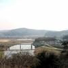 尾関山の展望台