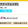 【ハピタス】 最大50%OFFセール開催中の海外ブランド ショッピングサイトFarfetchで3.6%ポイント!