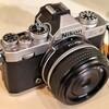 FM2の音がした Nikon Zfc