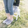 スリッポンの靴下ってどーすんの?ってお話。【フットカバー はみ出ない おすすめ】
