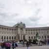 【オーストリア】ウィーン一人旅 ー 英雄広場、国立図書館、王宮宝物館