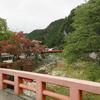 天川村・洞川へのバイク旅は寒かった