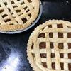アップルパイの具の下のパイ生地が膨らまない件?