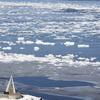 日本海とオホーツク海の境界線