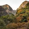 中天門から再び登山-南天門の階段-泰山(中国山東)世界遺産へ一泊二日旅行(4)