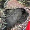 倉沢鍾乳洞を求めて倉沢林道探検。魚留橋は崩落!トリッカー林道。