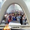 72回目の原爆忌、広島で犠牲者悼み平和願う