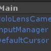 HoloLensで新しいオブジェクトを生成してみる