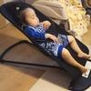 お昼寝できない赤ちゃんの為のバウンサー?!寝かしつけの方法をご紹介