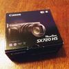 Canonのデジカメ PowerShot SX720 HS を買ったのでレビューしてみる