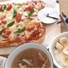 ピザカッターでカロリーはカットできません