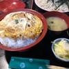 大むら『きつね丼大盛り』ふわとろの卵でとじられたきざみきつねの甘さがやけに美味い!!