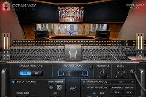 名スタジオのモニター環境をヘッドフォンで再現するプラグインWAVES Nx Ocean Way Nashville