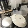 我が家の食器洗いの現状