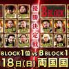 もうすぐ開幕!G1クライマックス30の参加選手&ブロック分け大予想!